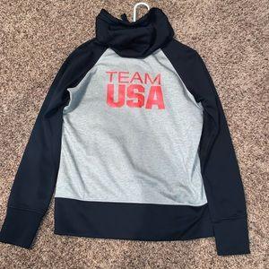 Nike Team USA Fleece jacket